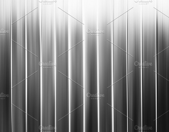 Vertical Black And White Motion Blur Curtains Background