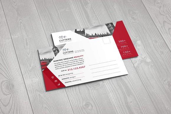 Postcard Flyer Bundle