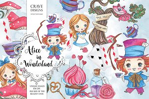 Alice in Wonderland #3