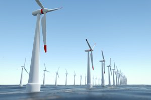Off-shore Wind Power Station