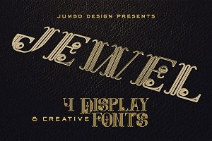 Jewel - Display Font