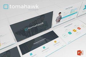 Tomahawk Powerpoint Template