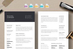 Resume/CV - Garner