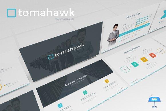 Tomahawk Keynote Template