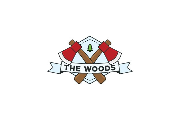 The Woods Badge