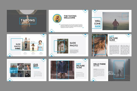 Tayong Presentation - Presentations