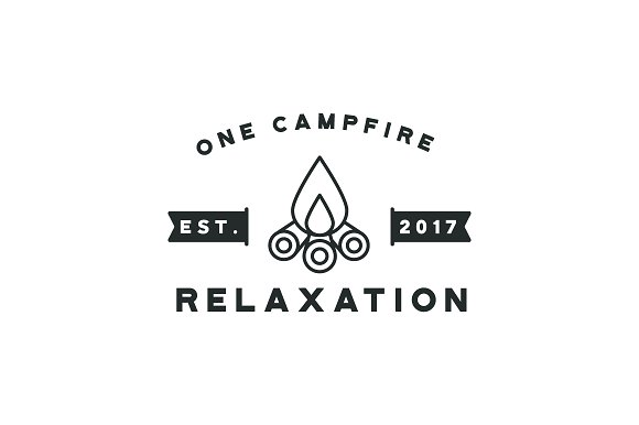 Fire Camp Badge