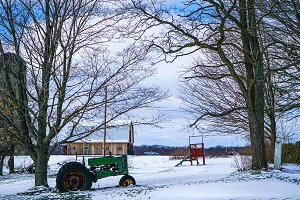 FARM IN ELLICOTTVILLE NEW YORK