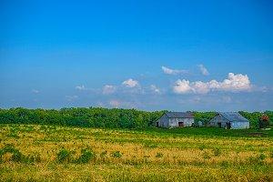 RICHMOND INDIANA ROADSIDE FARM