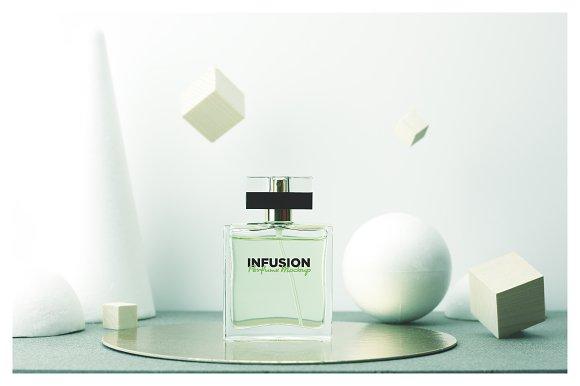 Download Perfume Mockup