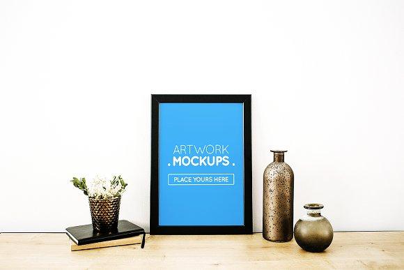 Artwork Mockups #19
