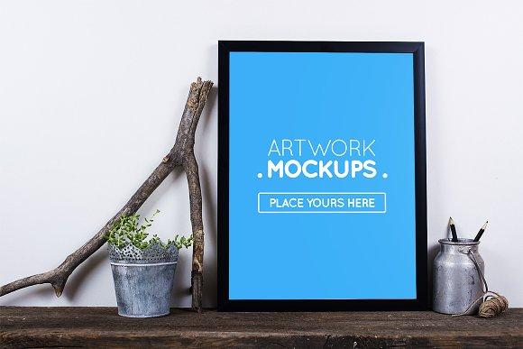 Artwork Mockups #20