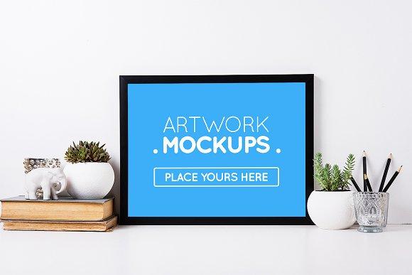 Artwork Mockups #22