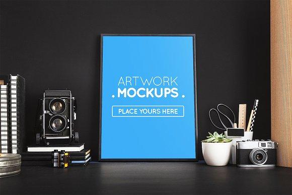 Artwork Mockups #23