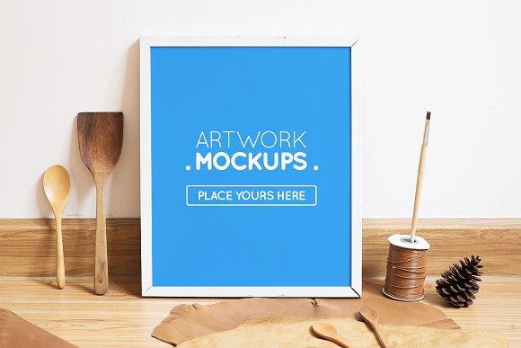 Artwork Mockups #24