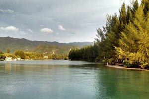 Kr. Raba River Sides
