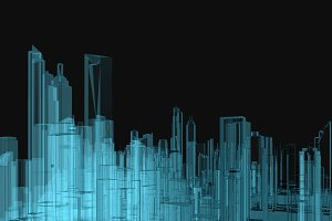 city in x-ray