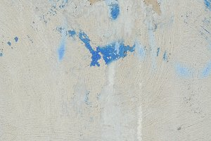Paint peeling off wall