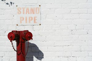 Red Standpipe