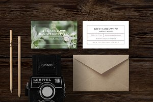 Boutique Business Card Design