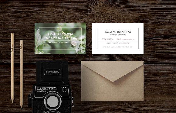 Boutique Business Card Design