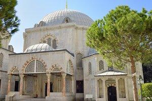 The Tomb of Sultan Murad III