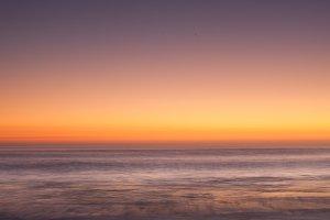 Sunset West Coast