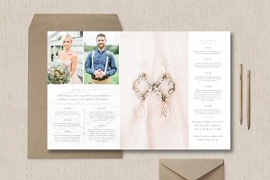 Weddind Day Timeline Template