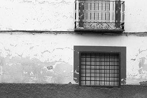 Rustic Facade House