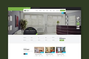 Property - Real Estate HTML Template
