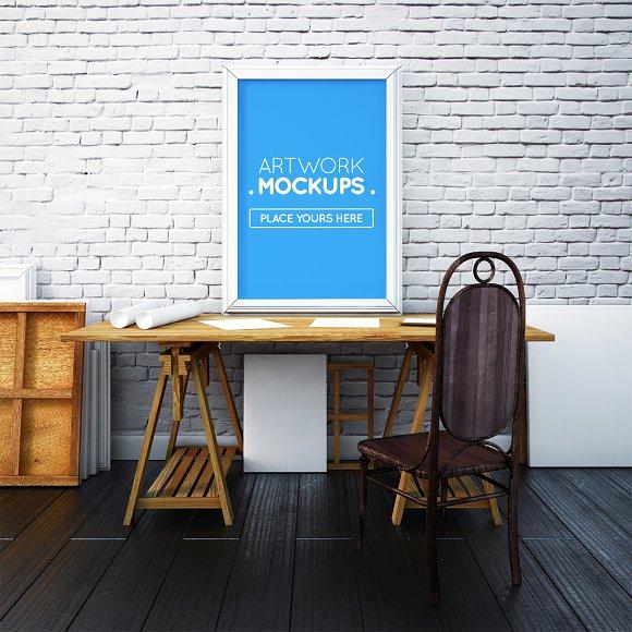Architect Desktop Mockups #3