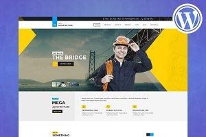 Mega Architecture - WordPress Theme
