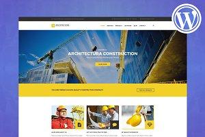 Architectura - WordPress Theme