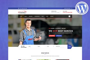 Cardinal - Automotive WP Theme