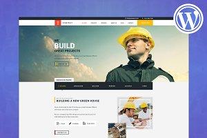 Construction & Building WP Theme