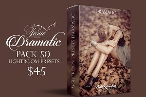 DRAMATIC - LIGHTROOM PRESETS