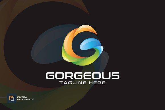 Gorgeous Letter G Logo Template