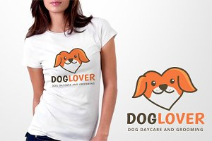 Dog Lover Logo