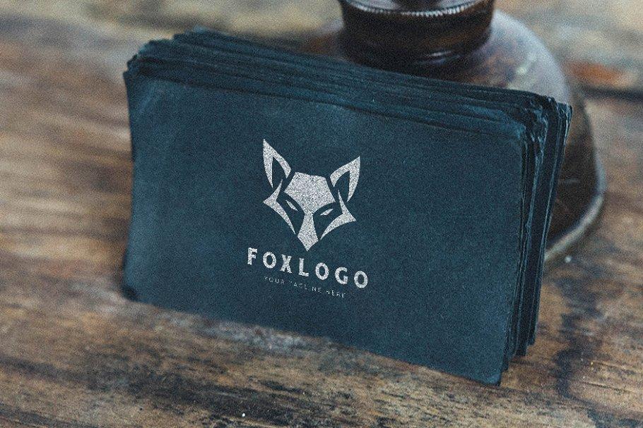 Fox Logo in Logo Templates
