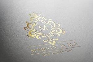 Hotel Logo Majestic Place