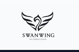 Swan Wing Logo