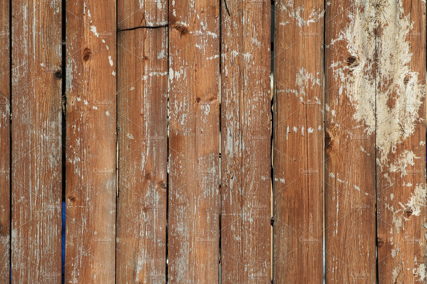 Weathered Wood Fence Background ~ Textures ~ Creative Market