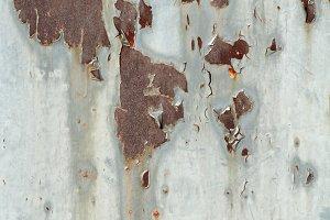 Peeling Paint&#x3B; Rusty Metal