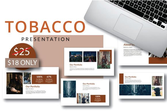 Tobacco Powerpoint Template