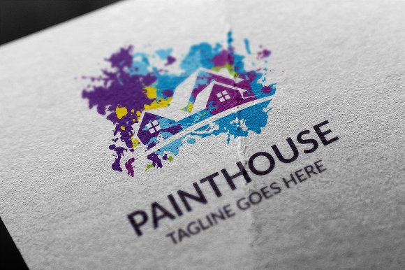 Paint House Logo