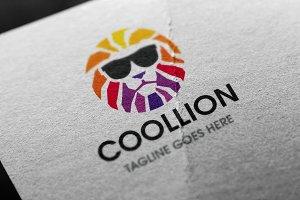 Cool Lion Logo