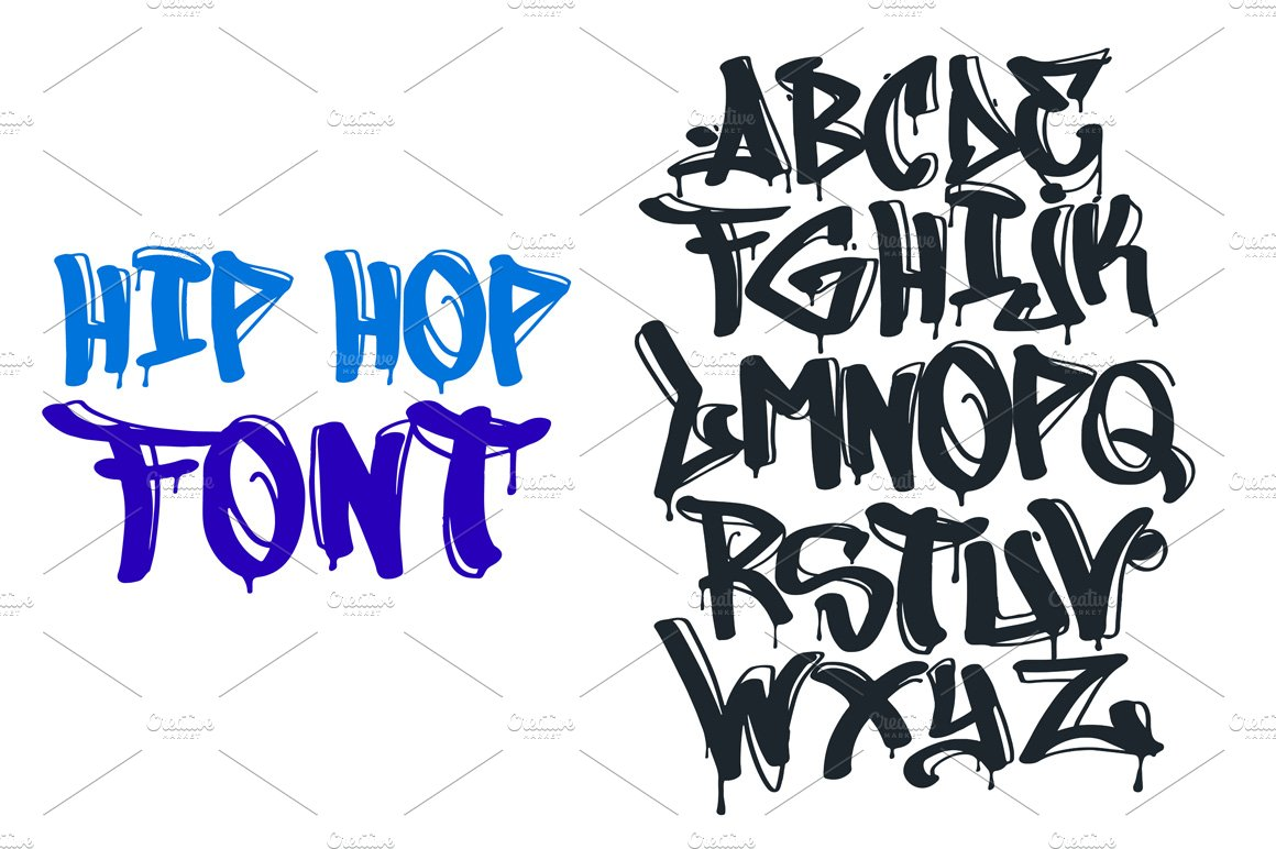 Graffiti Font How To