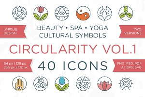 Circularity Icons Volume 1