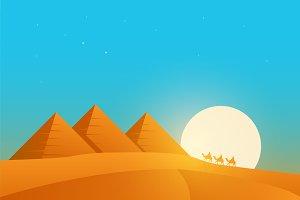 Egypt Vector Art