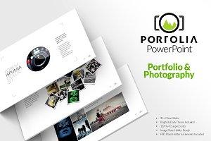 Portfolio & Photography PowerPoint